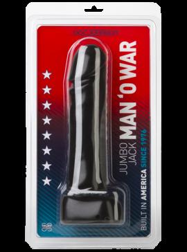 Jumbo Jack MAN O' WAR - Black