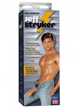JEFF STRYKER ULTRA REALISTIC COCK