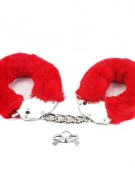 Fluffy Hand Cuffs