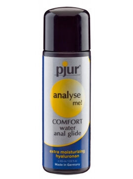 Comfort water anal glide 30 ml